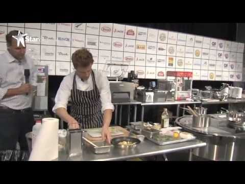 Tom Aikens' Culinary Notes from the UK: Sous Vide Lamb Filet