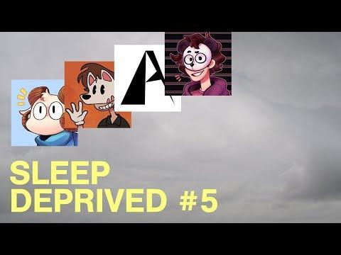 Sleep Deprived Podcast #5 w/ Apandah, Aztrosist, Mikasacus
