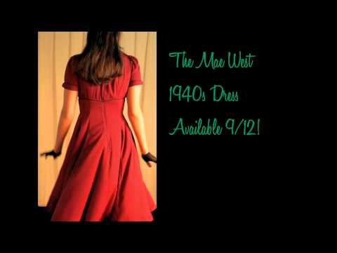 Hell Bunny Mae West Dress