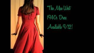 Hell Bunny Mae West Dress
