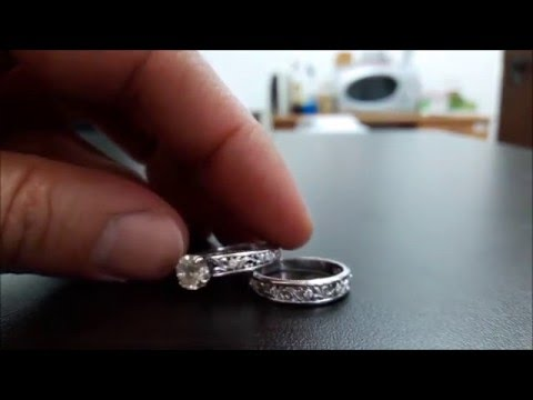unique-engagement-ring-with-matching-band-natural-diamond-bridal-set