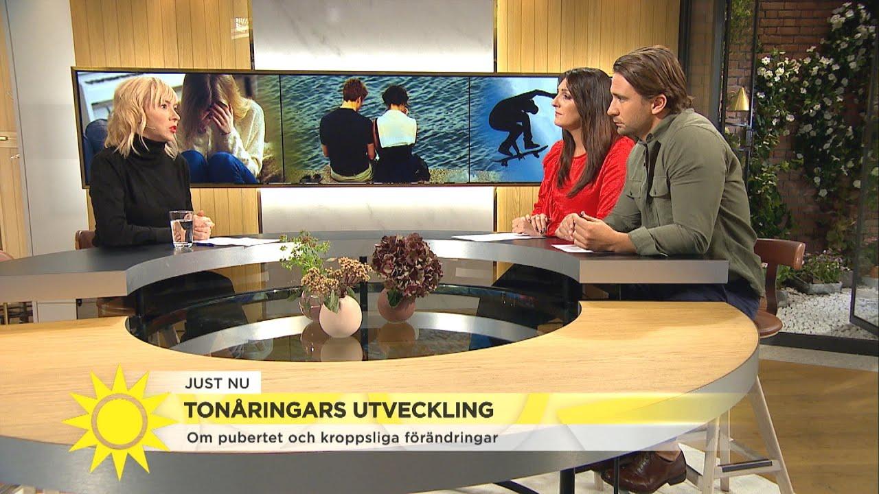 """""""Hur ska jag bemöta min tonårings humör?"""" – psykologen svarar på tittarfrågor - Nyhetsmorgon (TV4)"""