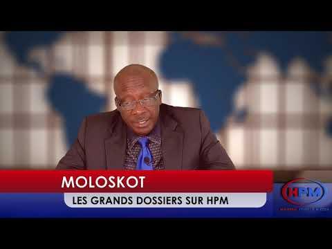 HPM MOLOSKOT LES GRANDS DOSSIERS - HAITIAN PUBLIC MEDIA 11-2-2019 PART 2