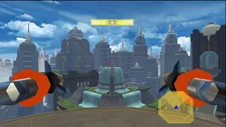 Ratchet and Clank : Up Your Arsenal -95- The Weapon/Bolt Grind