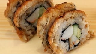 How To Make Sushi - Dragon Rolls