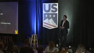 Army Ranger Jesse Stewart Speaking at US Ski and Snowboard Summit