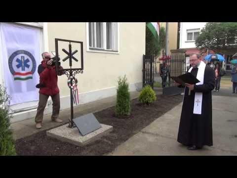 Mentők Napja Szentgotthárdon  - ünnepi beszédek, avatás letöltés