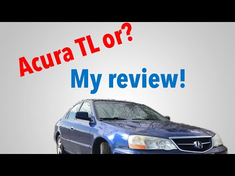 2001 Acura TL Review!