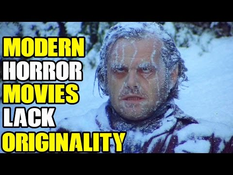 Why Modern Movies Suck! Lack Of Originality
