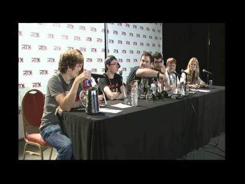 Rooster Teeth RTX 2015 Internet Box Podcast w/ Fixed Audio