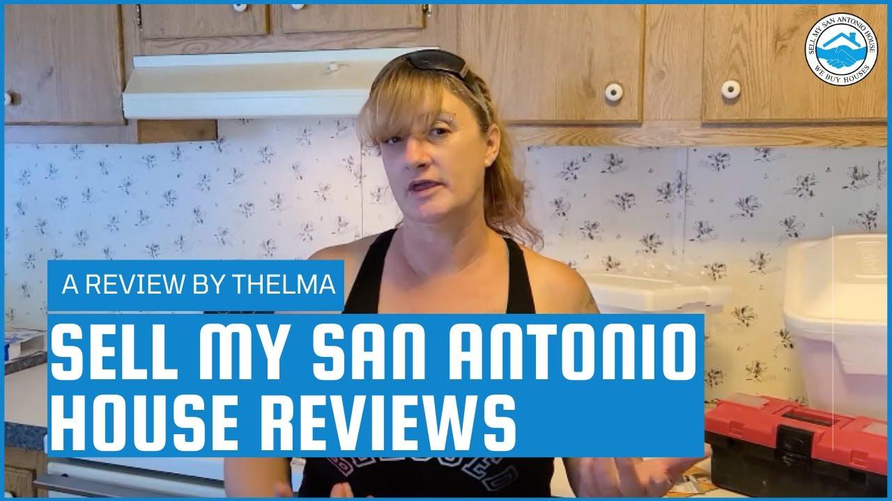 Thelma's Testimonial | Sell My San Antonio House Reviews