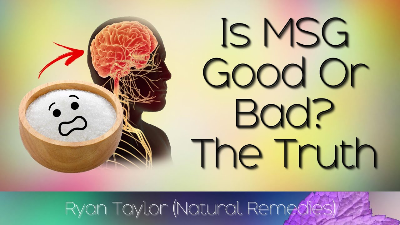 Download Is MSG Bad For Your Health? The Truth.