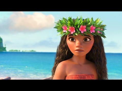How Disney's 'Moana' created its amazing water effects