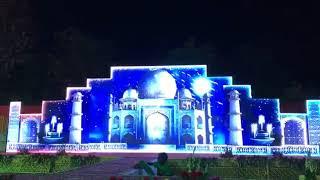 Best New Creative Led Wall Sangeet Wedding Stage Decoration Bangalore Digital India 8122540589