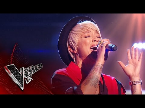 Tanya Lacey performs 'All The Man That I Need': Blind Auditions 4 | The Voice UK 2017