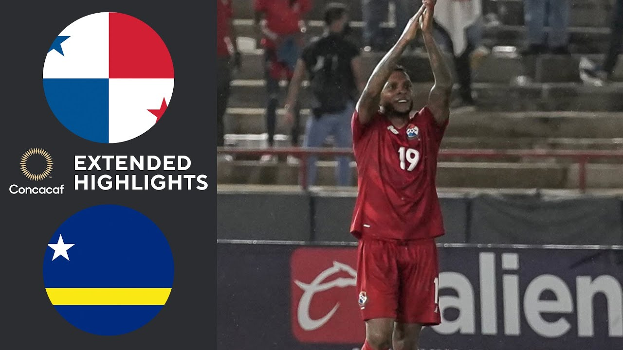 Panama vs. Curaçao: Extended Highlights   Concacaf World Cup Qualifiers   CBS Sports Golazo