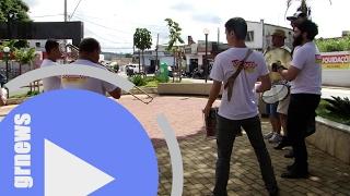 Marchinhas de Carnaval animam a Liquidaço em Pará de Minas