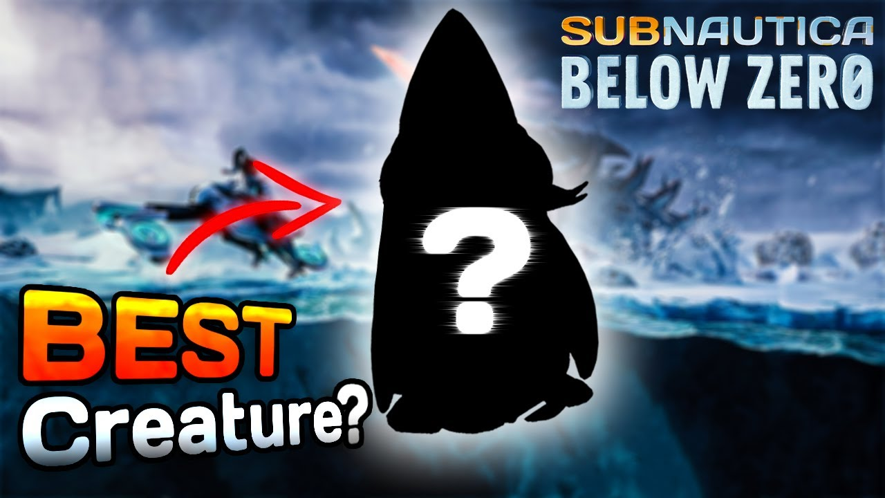 Top 10 BEST CREATURES in Subnautica: Below Zero!