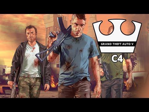 Jirka a MarweX Hraje - GTA V Online - C4 GAMES [PC] [LIVE]