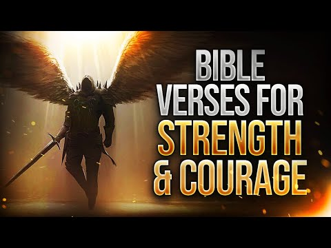 LISTEN TO THIS EVERYDAY - Bible Verses To Give You Strength In The Lord
