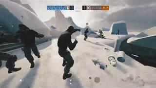 Knife Fight - Rainbow Six Siege