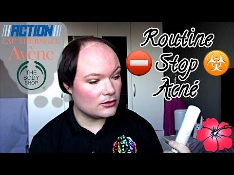 Nouvelle Routine Stop Acné: Matin et Soir + Booster