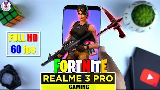 Fortnite game on RealMe 3 Pro mobile | Full HD Gameplay | Mr.kalai
