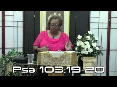 14th Hour, The Power Of Words, Instructor - Pastor Ollie Brown