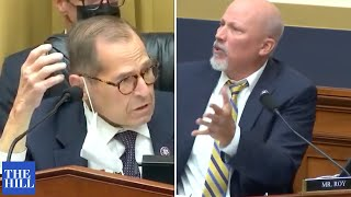 Nadler To Chip Roy: 'What D๐ You Use Semi-Automatic Weapons For?'
