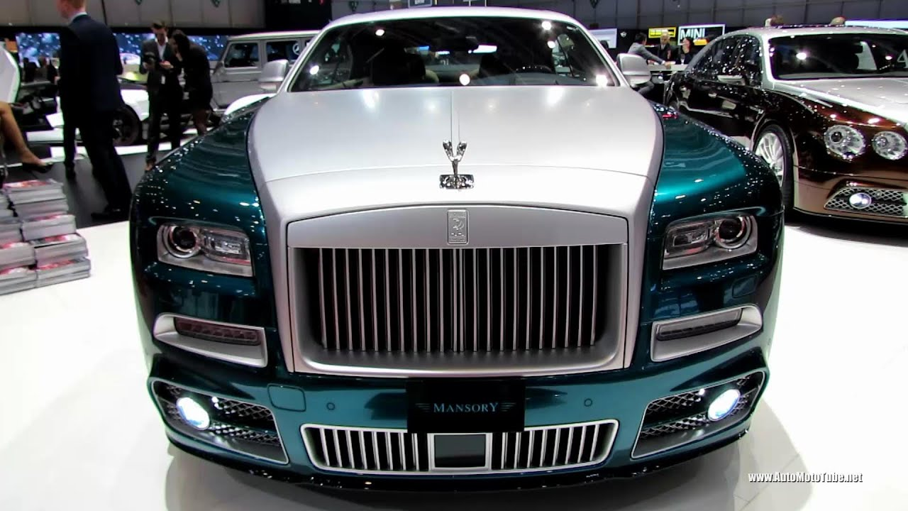 Royal Royce Car Hd Wallpaper 2014 Rolls Royce Wraith By Mansory Exterior And Interior