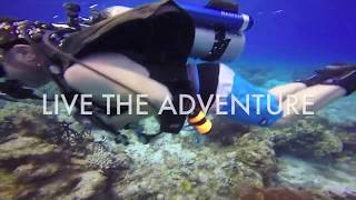 INDIGO INDUSTRIES NAUTILUS XP underwater scooter - Action! Ready for #SCUBA2021