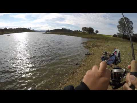 Lake pardee 2015 trout fishing youtube for Lake pardee fishing report