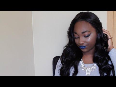 BLUE LINER & BLUE LIPS GRWM| Kayla Danielle