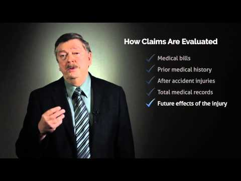 How Do Insurance Companies Evaluate Oregon Personal Injury Claims?