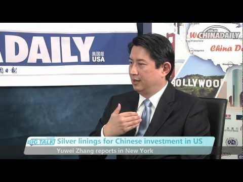 IP lawyer on Chinese investment in the US