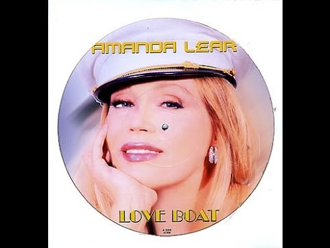 amanda lear   love boat sea cruising extended mix