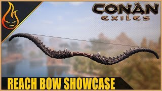 Reach Of The Red Mother Conan Exiles Legendary Weapon Spotlight