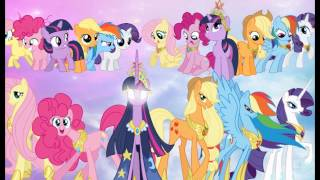 Repeat youtube video Tribute MLP Mane 6