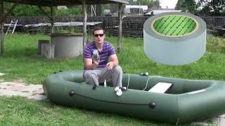 як зробити підлогу в човен пвх своїми руками