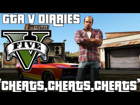 GTA  PC Cheat Codes : How Cheats Work on the PC Version!