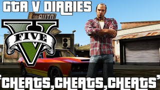 GTA V Cheats - NEW Cell Phone Cheat Code Numbers - Use Cheats On Your Phone (GTA V PS4 & Xbox One)