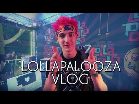 Ninja's Lollapalooza Vlog!!