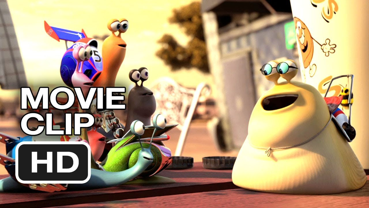 turbo movie clip - we're on tv (2013) - ryan reynolds animated movie