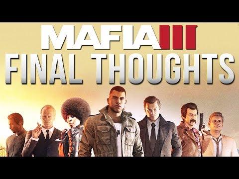 Mafia 3 - Final Thoughts (Spoilers)