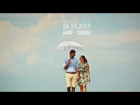 Save the Date Video 2015