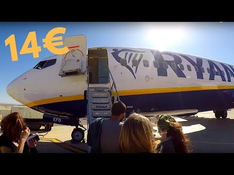 FLIGHT REPORT / RYANAIR BOEING 737-800 / EILAT OVDA - BERGAMO