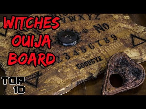 Top 10 Scary Ouija Boards That Destroyed Lives