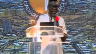 Challenges In Ministry  - Bishop Abraham Chigbundu - 5/10/2015
