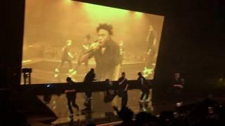 Brockhampton - TONYA/GOLD/SWAMP (LIVE in Detroit)