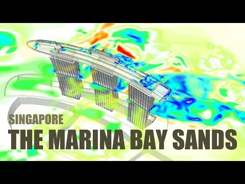 The Marina Bay Sands in Singapore   Design & Engineering